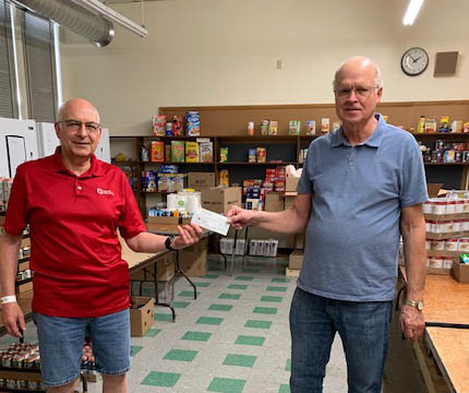 Chapter 266 SVdp Food Pantry New Holstein, WI
