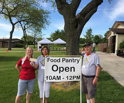 Chapter 31 Food Pantry Port Washington Wi
