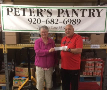 Chapter 68 Peter's Food Pantry Newtwon Wi