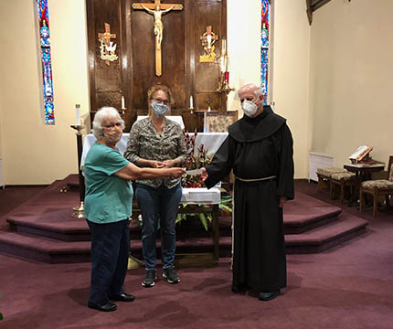 Chapter N091 Blessed Sacrament Parish Outreach No 1 Manchester NH