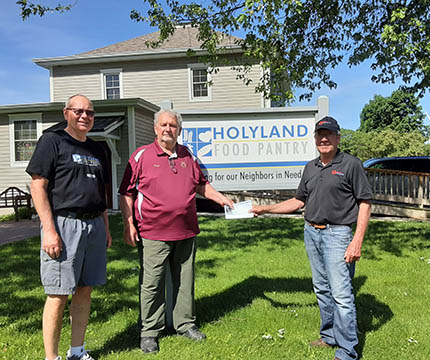 Chapter 222 Holyland Food Pantry Malone Wi