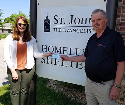 Chapter 288 St John Evangelist Homeless Shelter Green Bay Wi