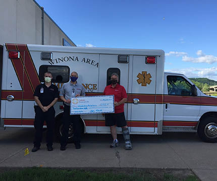 Chapter 723 Winona Area Ambulance Service MN