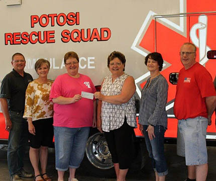 Chapter 42 Potosi Rescue Squad WI