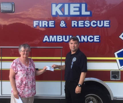 Chapter 68 Kiel Fire and Rescue Keil WI