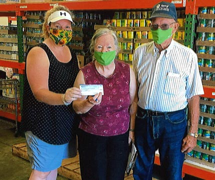 Chapter 1051 | Community Food Bank | St. Henry, IN